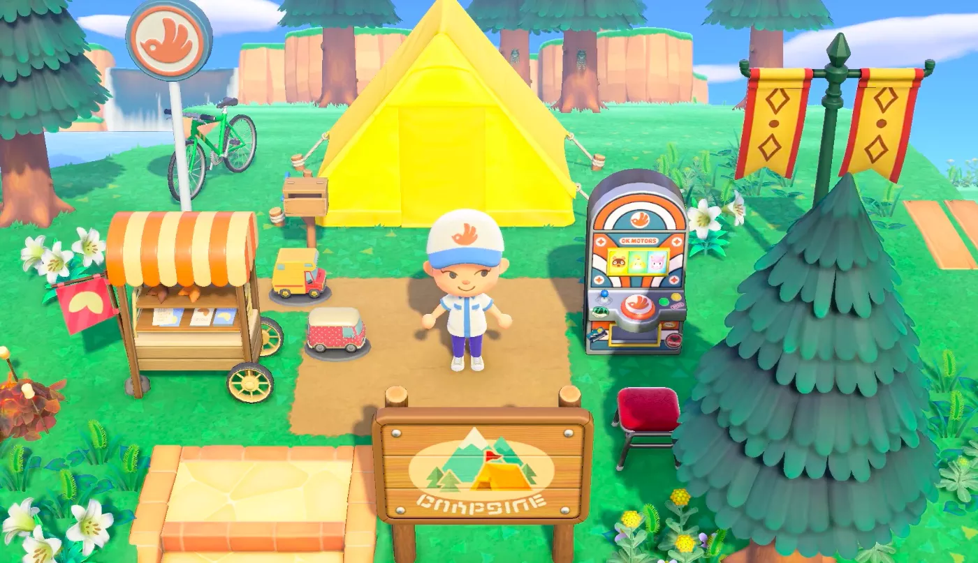 Tous les objets de Pocket Camp obtenables sur Animal Crossing New Horizons