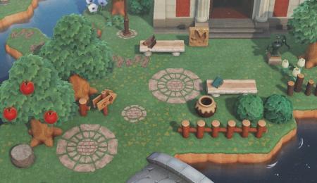 Jardin ancien