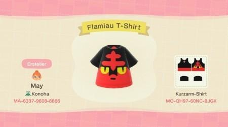 Pokémon Flamiaou