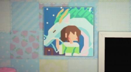 Ghibli : Chihiro et Haku