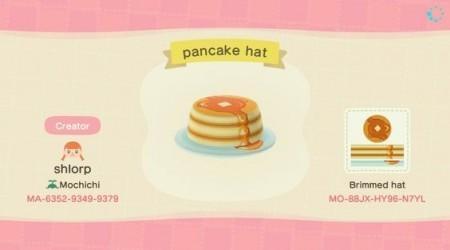 Chapeau pancake