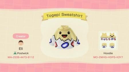 Pokemon : pull Togepi