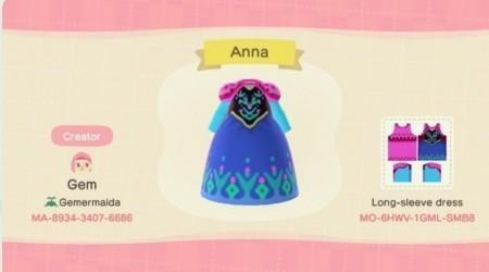 Disney : La reine des neiges Anna