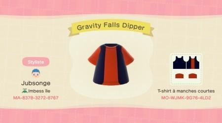 GravityFalls Dipper