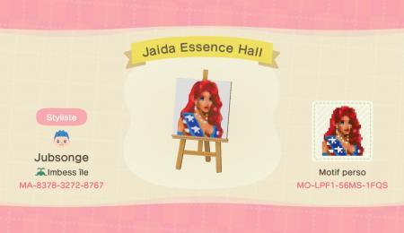 Jaida Essence Hall