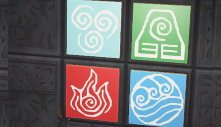 Avatar : les 4 éléments