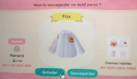 Renard - Fox