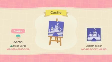 Disney : château
