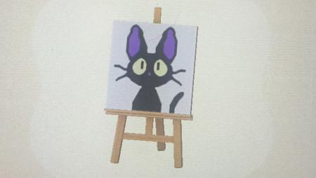 Ghibli : Kiki le chat