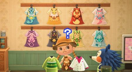 Pokémon : tenues Evoli et ses évolutions
