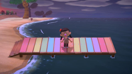 Planches multicolores