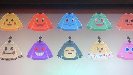 Pokémon : pulls