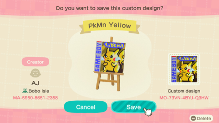 Pokemon : version jaune GameBoy