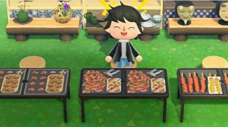 Plateau bac repas japonais