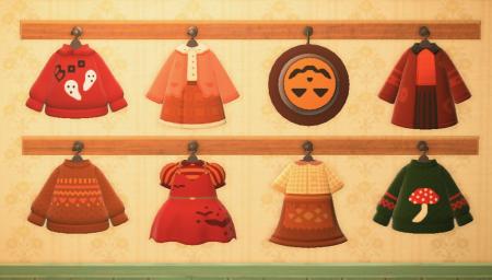 Collection Halloween et autumne
