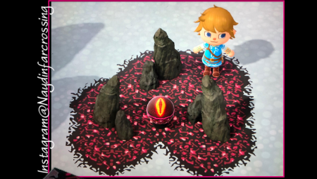 Zelda : sol Malice