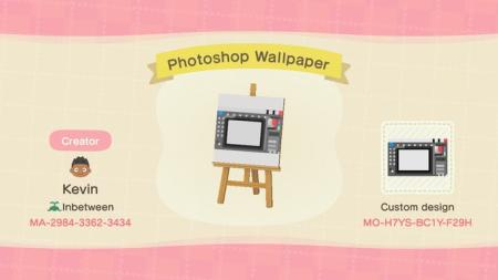 Ecran PC : Photoshop