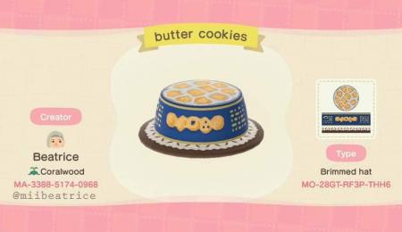 Boîte de biscuits