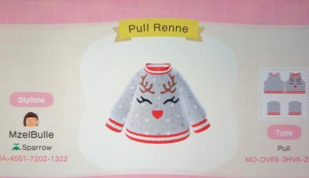 Pull Renne