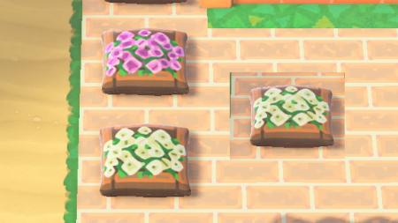 Pot / Bac à fleurs