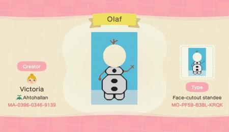 Disney : Olaf, La reine des neiges